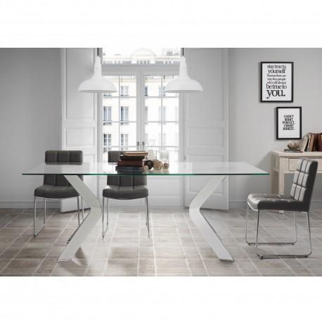 Mesa comedor VIRGINIA 200 cm.| Tienda de Muebles Online