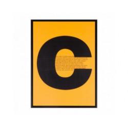 CUADRO CONCEPT DE 40 X 30 CM.
