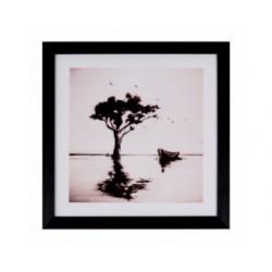 CUADRO TREE DE 30 X 30 CM.