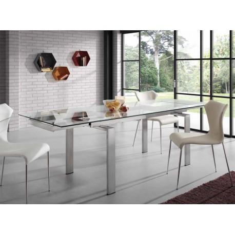 Mesa de comedor extensible CORONA | Tienda de muebles on line