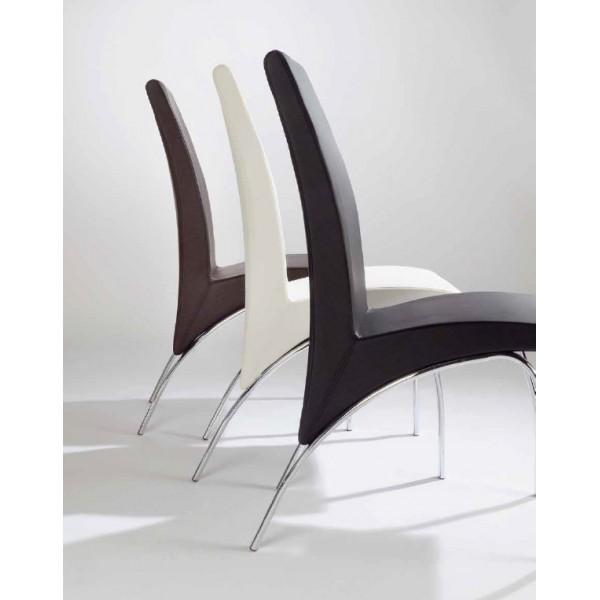 sillas de piel para comedor