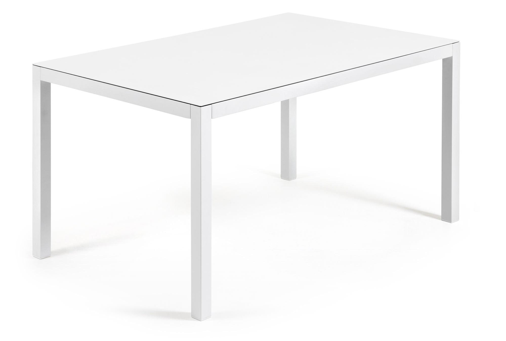 Blanco de 140 X 90 cm.